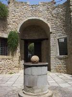 Fortezza borbonica Ingresso della fortezza borbonica di Ficarra ME  estate 2007  - Ficarra (2055 clic)