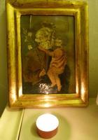 I lumini della devozione Il lumino di San Giuseppe PALERMO Maria Pia Lo Verso