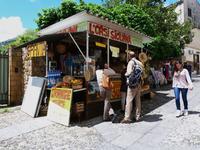 Chiosco di ristoro   - Monreale (860 clic)