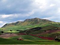 paesaggio dell'ennese   - Enna (1361 clic)