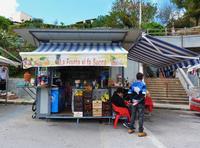 Chiosco nel parcheggio a Monreale (810 clic)