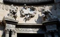 Angeli barocchi La foto è stata scattata nelle prime ore della giornata e l'ombra di destra disturba la foto.  - Catania (1938 clic)