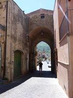 vista da Piazza Castello Una veduta di Castelbuono da Piazza Castello  - Castelbuono (1425 clic)