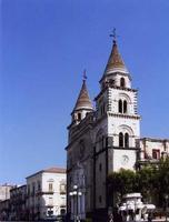 Acireale La cattedrale Piazza Duomo (1540 clic)