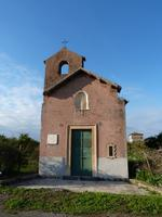 Chiesa di campagna la chiesetta di campagna di Portiere Stella dedicata alla Madonna del Carmelo per grazia ricevuta.- Gennaio 2014 -  - Paternò (1411 clic)
