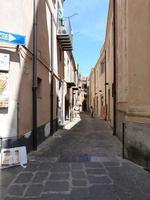 Via collegio Maria   - Castelbuono (1296 clic)