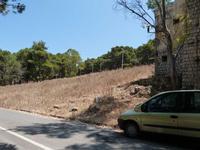 Aspetti del degrado del Monte Pellegrino Alcuni aspetti dell'incuria in cui versa la riserva palermi