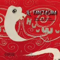 Il fantasma la copertina del libro della favola di Vinny Scorsone illustrata da Filli Cusenza. PALER