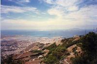 Panorama dal Monte Erice (1193 clic)