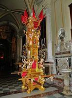 Cereo per Santa Venera Duomo di Acireale -Cereo per Santa Venera  - Acireale (2189 clic)