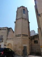 La torre di Piazza del Carmine   - Marsala (1021 clic)