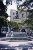 Il ratto di Proserpina Enna, Belvedere fontana Il ratto di Proserpina copia da Bernini   - Enna (3342 clic)