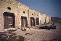 La tonnara del Secco La Tonnara del Secco di San Vito Lo Capo la foto è stata scattata nel 1987  - San vito lo capo (1781 clic)