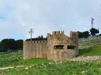 Fortino di Bellolampo Questo fortino è un residuato di costruzione bellica situato sulla SP 1 tra Palermo e Montelepre al bivio per Torretta  - Montelepre (5350 clic)