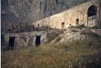 La Tonnara del Secco La foto è stata scattata nel 1987. Si tratta di una delle tonnare più antiche della sicilia risalente al IV secolo a.c. dal 1969 le reti non vengono utilizzate.  - San vito lo capo (1587 clic)