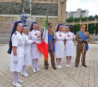 La nostra Croce Rossa Palermo 4.11.2012 Piazza Vittorio Veneto  PALERMO Maria Pia Lo Verso