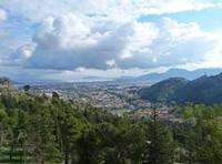 veduta della città di Palermo (3473 clic)