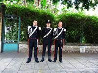 I nostri amati carabinieri PALERMO 4,11,2012 pIazza Vittorio Veneto  - Palermo (2473 clic)