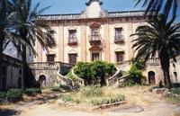 Villa De' Cordova a Cardillo La Villa de' Cordova a Cardillo la foto risale al 1993 PALERMO Maria Pi