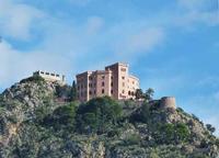 Il castello Utveggio  PALERMO Maria Pia Lo Verso