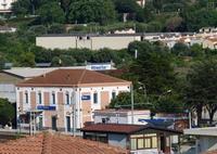 La Vecchia stazione FF.SS. La vecchia stazione FF.SS.  di  BROLO-FICARRA   ancora  in  esercizio  - Brolo (1873 clic)