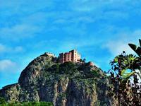 Castelo Utveggio  Monte Pellegrino il Castello Utveggio sede del Cerisdi  PALERMO Maria Pia Lo Verso