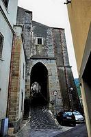 ARCO A SESTO ACUTO (XVI secolo)   - Sant'angelo di brolo (1122 clic)