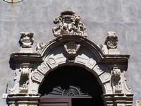 Portale ingresso Palazzo della Cultura   - Catania (690 clic)