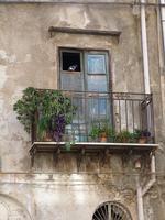 Vecchia casa di periferia Foto di Maria Pia Lo Verso che sarà esposta  a S.Giorgio dei Genovesi-PA-