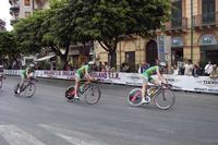Giro d'Italia 2008 Palermo 10 maggio 2008 Piazza Don Bosco PALERMO Maria Pia Lo Verso