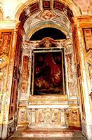 Chiesa di SAN MATTEO Altare dedicato a SAN FRANCESCO DA PAOLA PALERMO Maria Pia Lo Verso