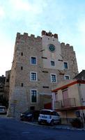 Torre del castello aragonese Beccadelli   - Marineo (1012 clic)
