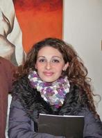 Tiziana Viola Massa Un momento della mostra di Perricone alla galleria studio 71 di Palermo  PALERMO