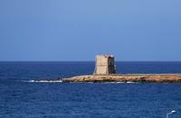 Torre di avvistamento TORRE MOLINAZZO TERRASINI Maria Pia Lo Verso