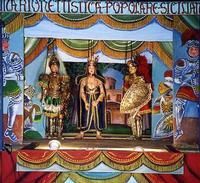 teatro dei pupi siciliani Marionettistica popolare siciliana   - Palermo (1466 clic)