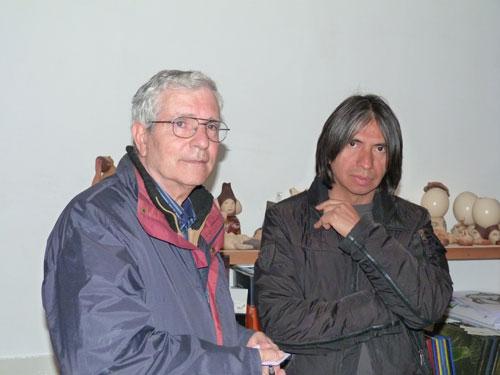 Francesco Scorsone e Juan Esperanza - SUTERA - inserita il 28-Apr-11