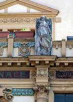 Teatro Nazionale del  1914 Particolare del Teatro Nazionale di Palermo oggi Sala Bingo PALERMO Maria