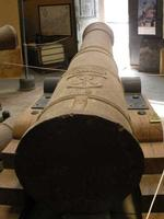 Cannone borbonico Cannone borbonico disarmato conservato all'Arsenale Borbonico di Palermo  - luglio