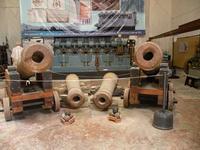 Cannoni borbonici Cannoni della marineria borbonica conservati all'Arsenale borbonico di Palermo - l