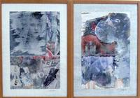 due opere di Salvatore Pizzo   - San giovanni la punta (1608 clic)