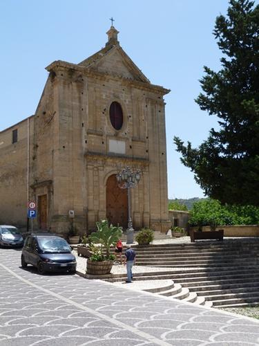 Chiesa Maria SS del Monte Carmelo - LEONFORTE - inserita il 27-Nov-14