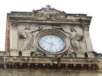 L'orologio della Stazione Lolli  La Stazione ferroviaria LOLLI entrata in servizio nel 1891 è stata