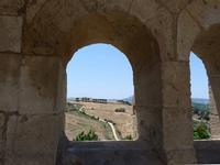 Paesaggio attraverso la Granfonte   - Leonforte (1443 clic)