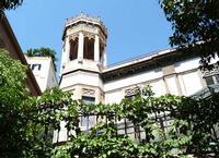 Villino Favaloro La Villa oggi è stata completamente abbandonata. Si legge che avrebbe dovuto funzio
