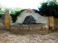 Antica fontana di Villa Niscemi  PALERMO Maria Pia Lo Verso