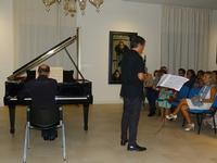 Fondazione La Verde La Malfa Concerto  - San giovanni la punta (1164 clic)