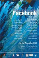Nel segno di facebook La locandina dell'evento Nel segno di facebook  PALERMO Maria Pia Lo Verso