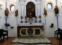 Altare della Cappella della Pentecoste   - Ciminna (538 clic)