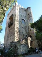 Torre del castello di Brolo (1341 clic)