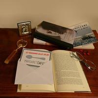Libri  sulla Sicilia per mostra La foto di Maria Pia Lo Verso che sarà esposta alla Libreria del Mar